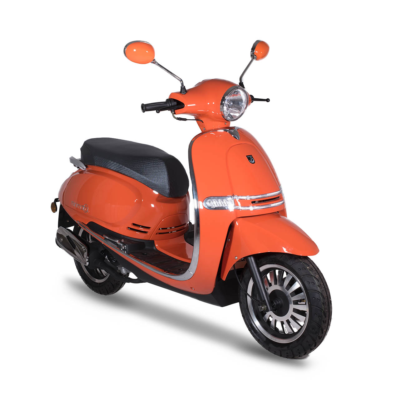 minimoto. LUXE orange