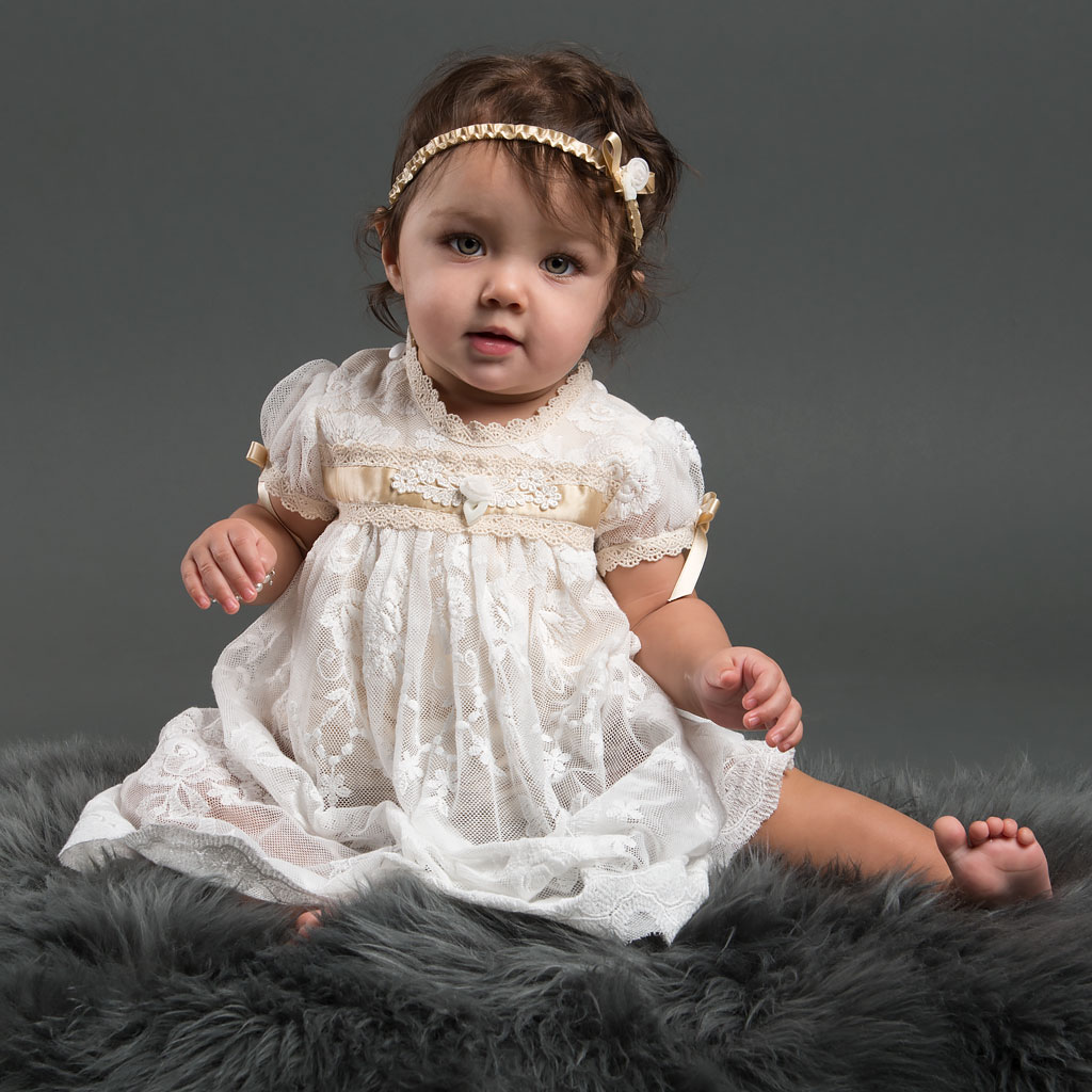 Louisa Girls Christening Dress Collection