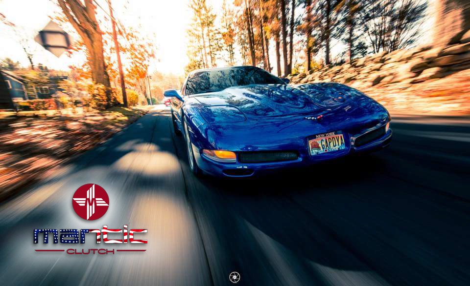 Mantic Clutch USA C5 Corvette