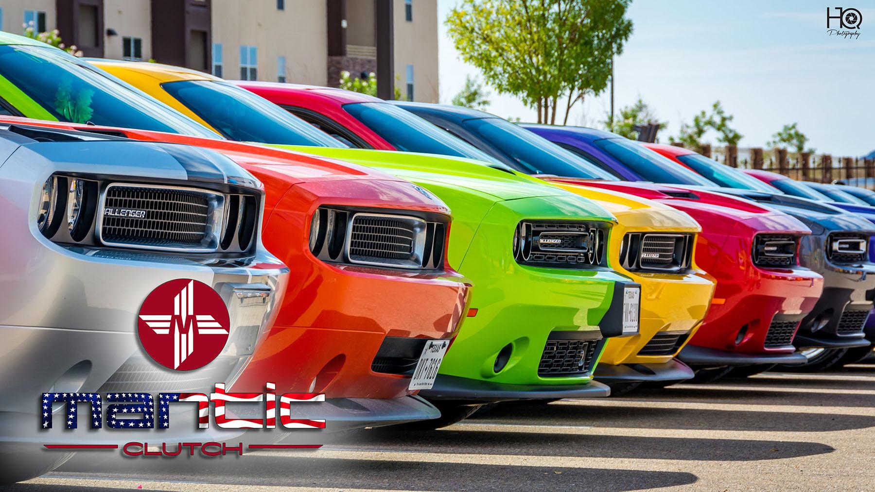 Dodge Challenger Performance Clutch Kits Mantic Clutch USA