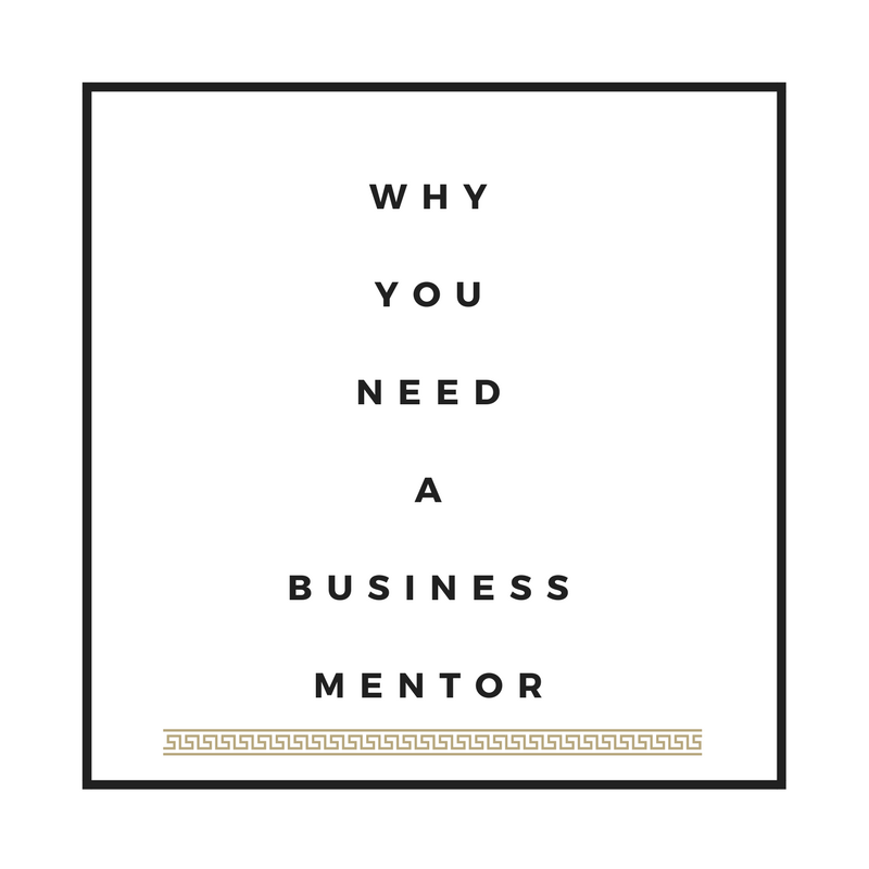 Why you need a business mentor