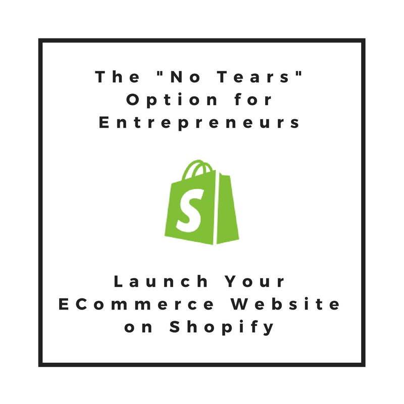 The No Tears Option for Entrepreurs