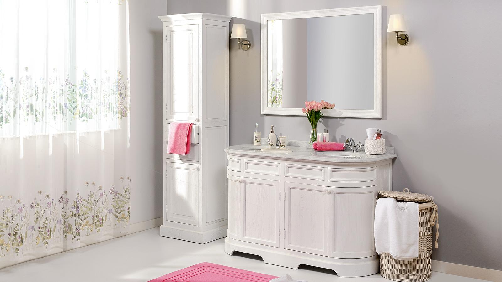Colecția Mary - Mobiler pentru baie