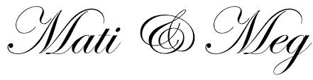 Mati&Meg Logo