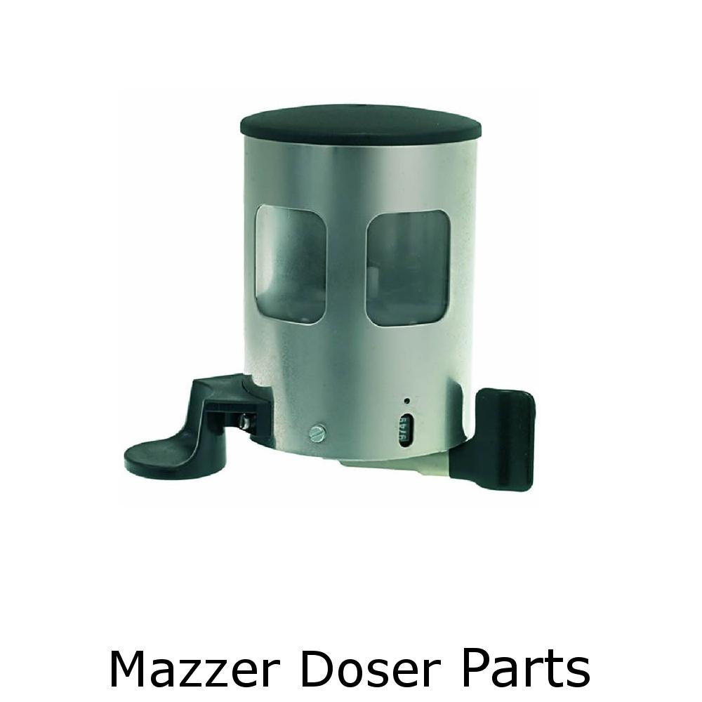 Mazzer Doser Grinder Parts - espresso gear canada