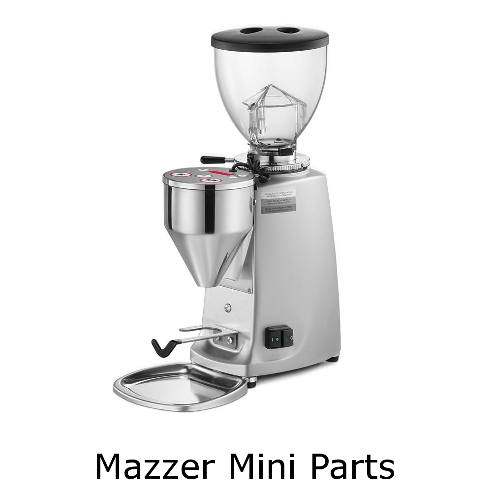 Mazzer Mini Grinder Parts - espresso gear canada