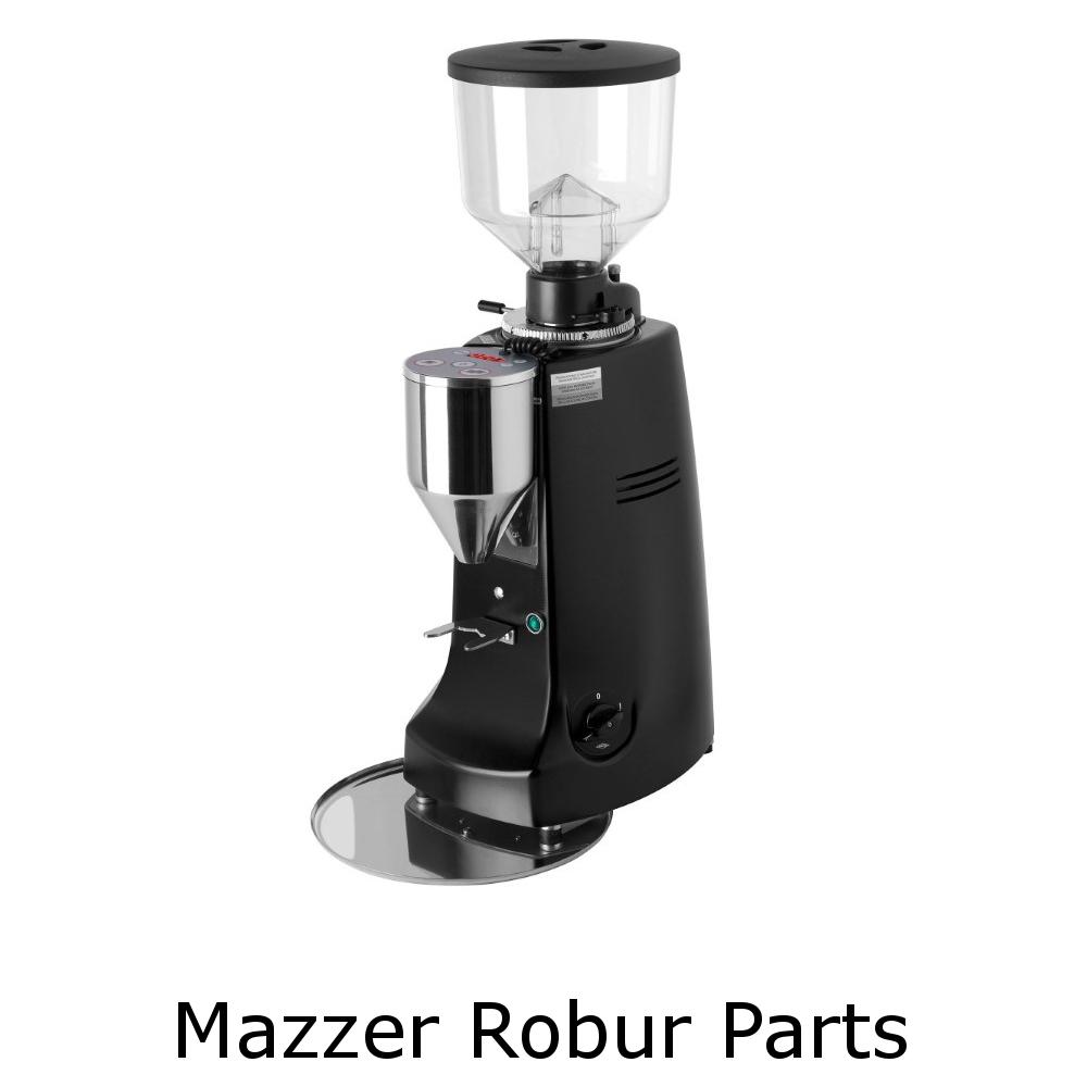 Mazzer Robur Grinder Parts - espresso gear canada