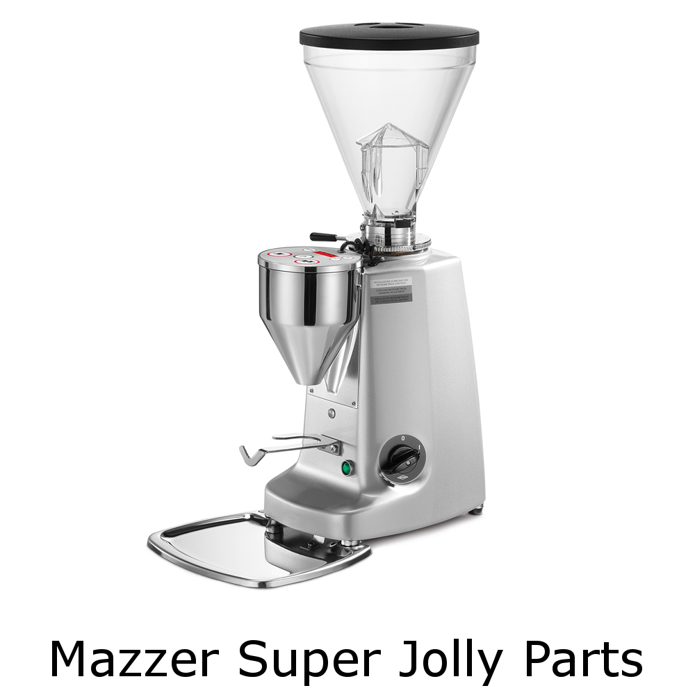 Mazzer Super Jolly Parts - Espresso Gear Canada