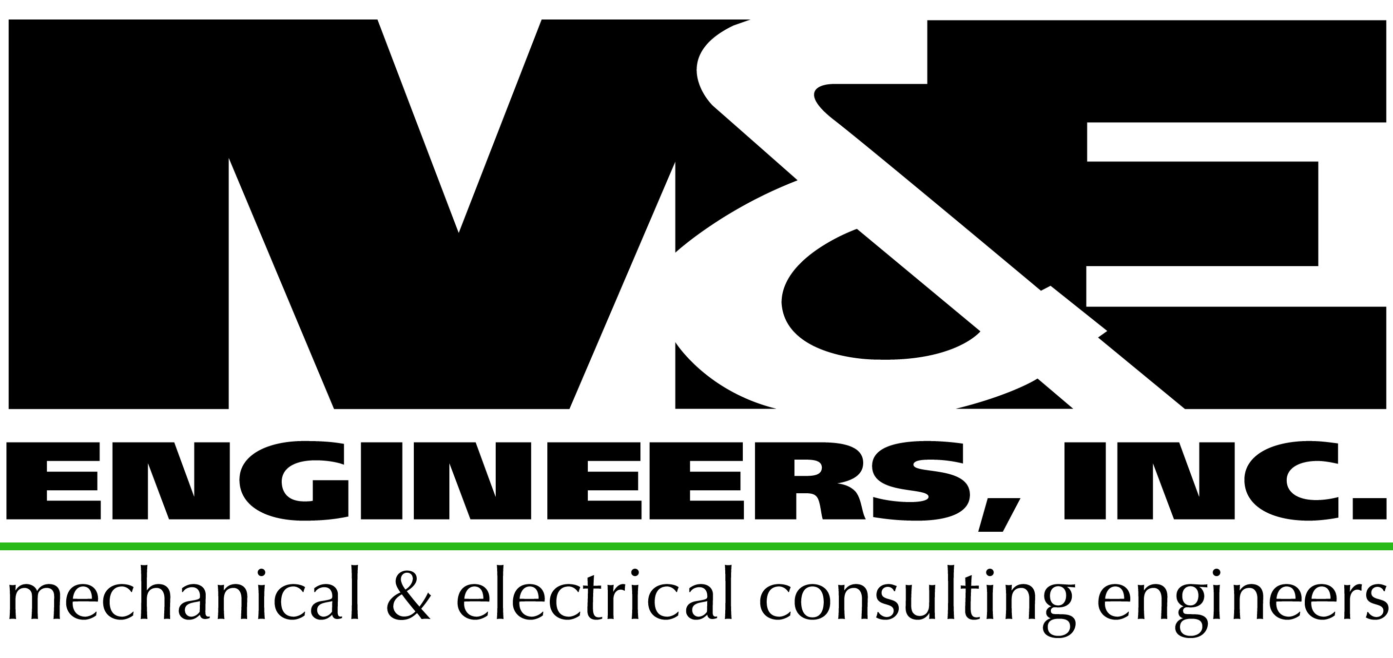 M&E Engineers logo