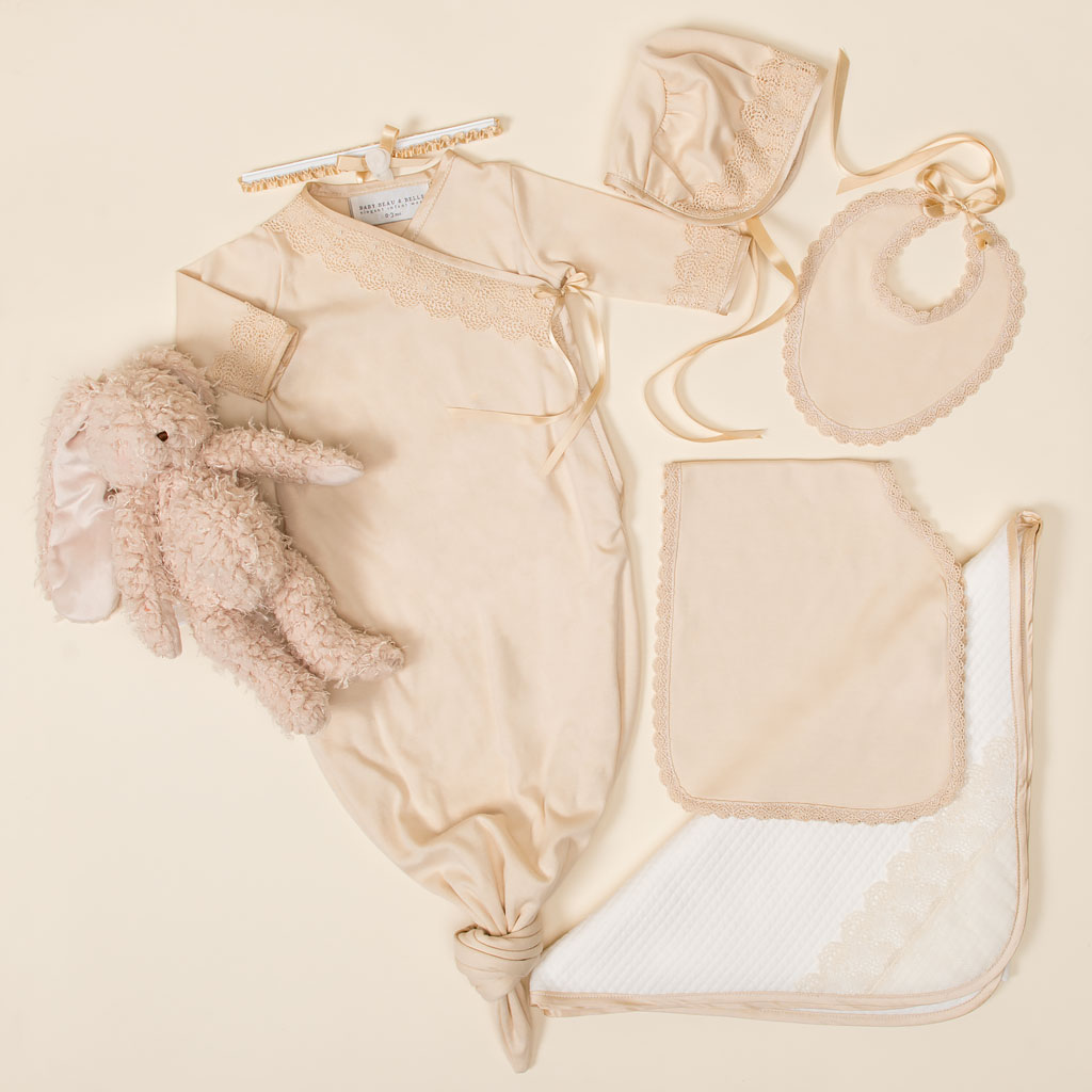 Mia Girls Christening Gown Collection