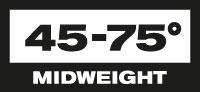 Midweight Hunting Shirt Temperature Range