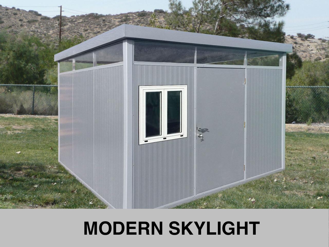 MODERN SKYLIGHT
