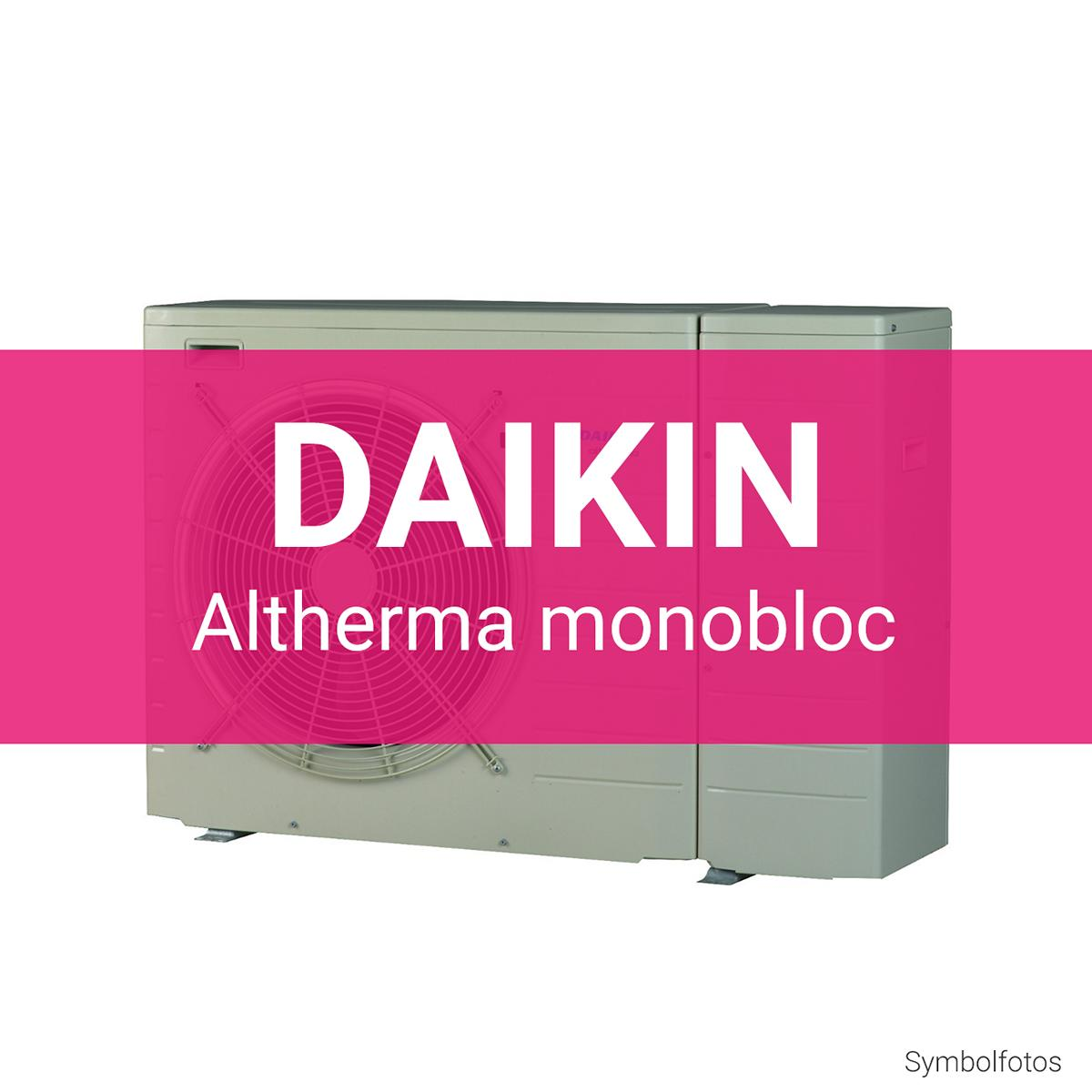 Daikin Altherma monobloc
