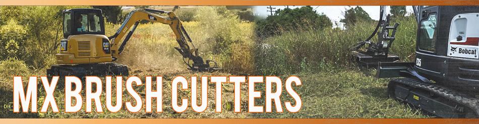MX Brush Cutters