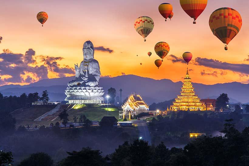 Myanmar Routes