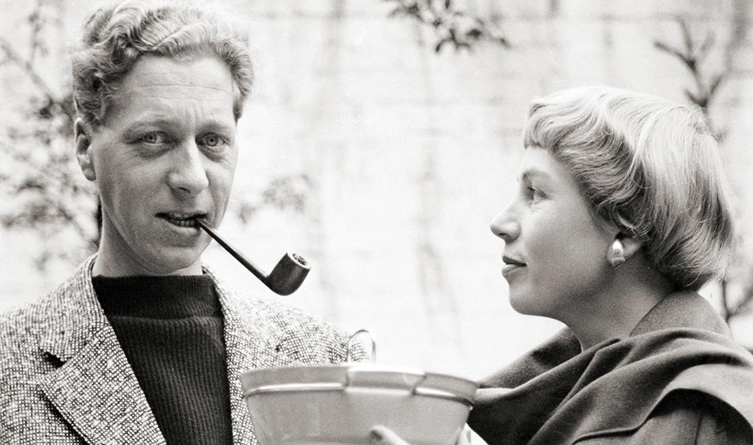 Nanna Ditzel og Jørgen Ditzel