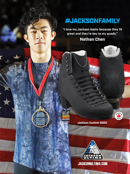 #JacksonFamily Nathan Chen
