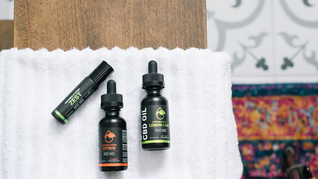 CBD Product's from Nature's Ultra for You
