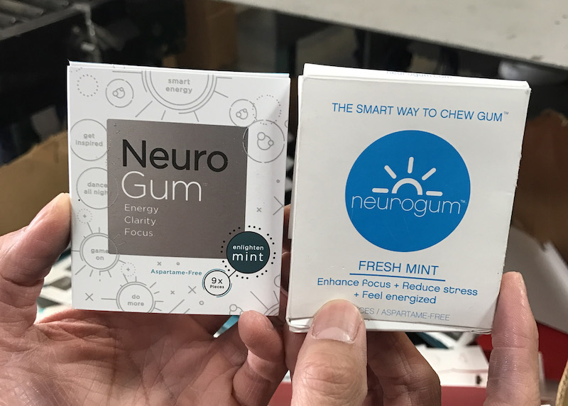 NeuroGum Packages