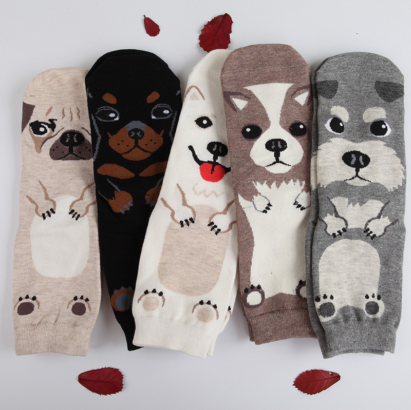cartoondogwomenstubesocks
