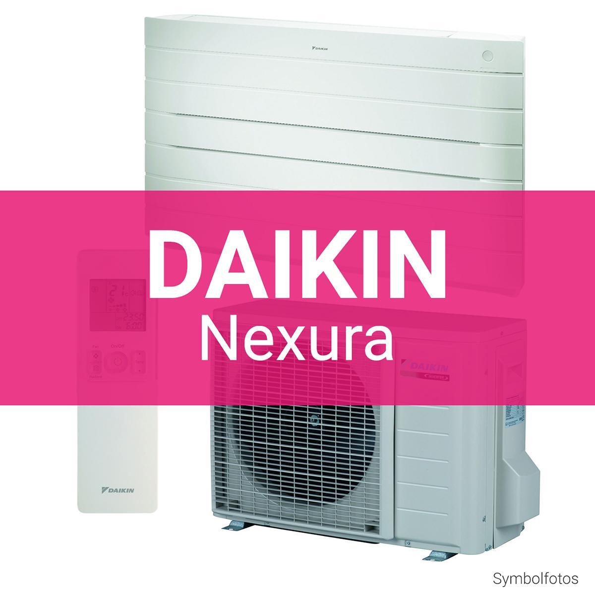 Daikin Nexura R410A