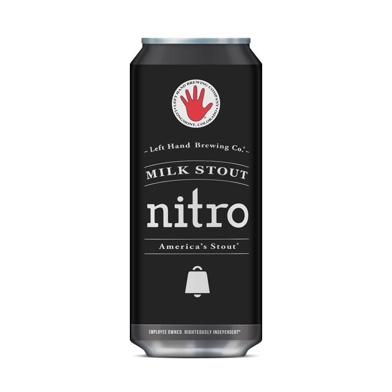 Nitro Milk Stout from Left Hand
