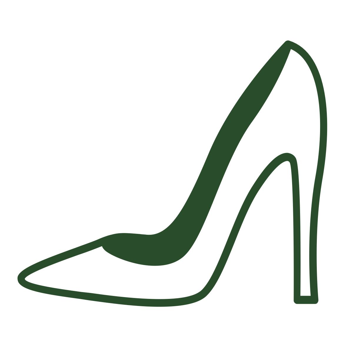 Professionelle Damen Schuhreparatur