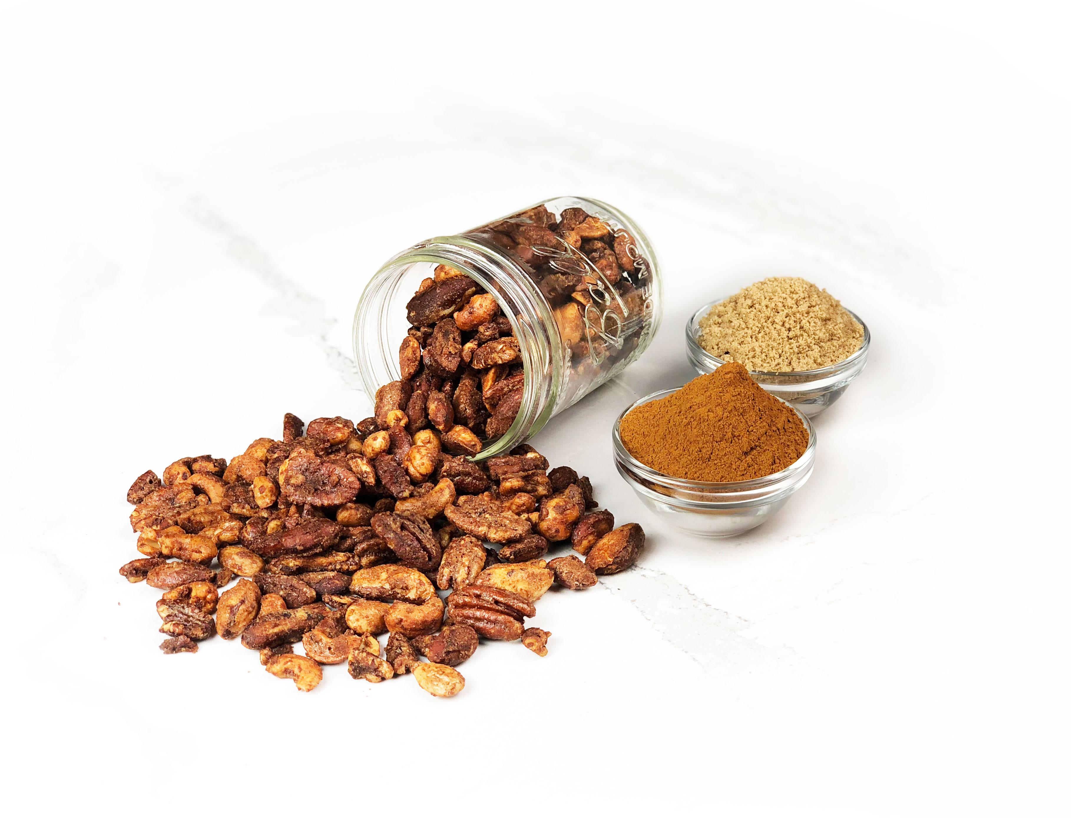 cinnamon nuts