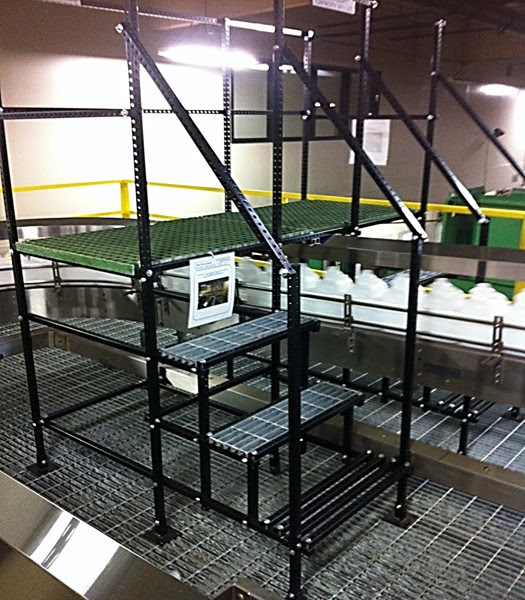 Conveyor Crossover Walkway
