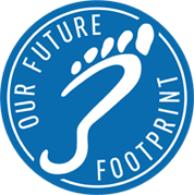 Our Future Our Footprint logo