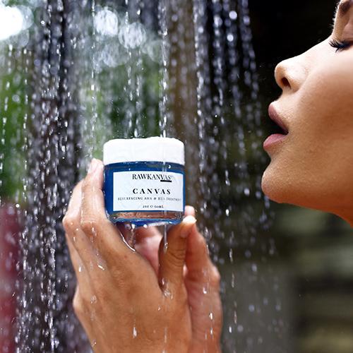 RAWKANVAS natural, vegan, cruelty free, toxin free skincare
