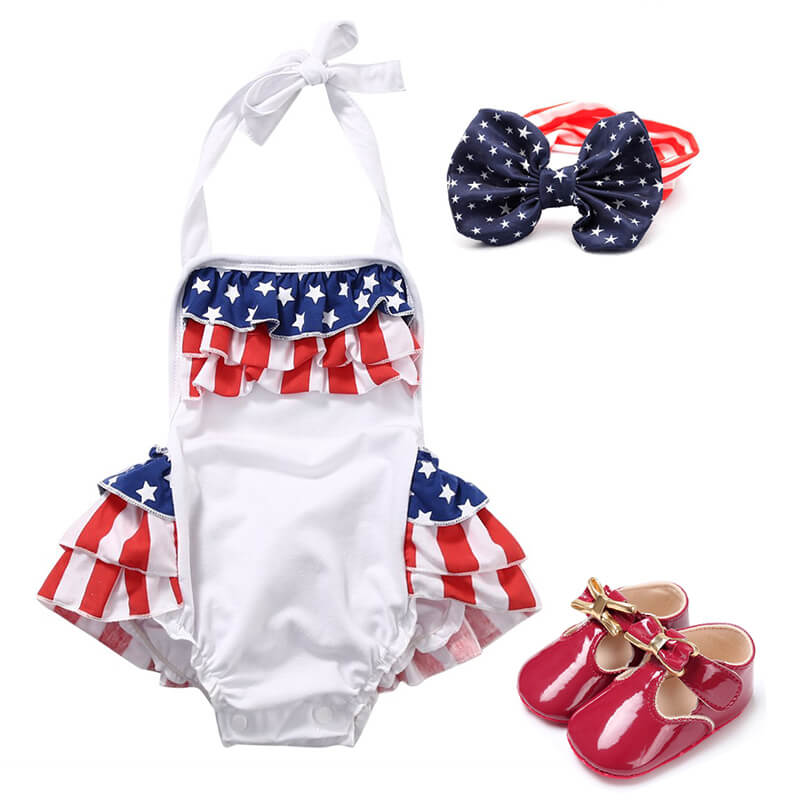 Americana Outfit Set