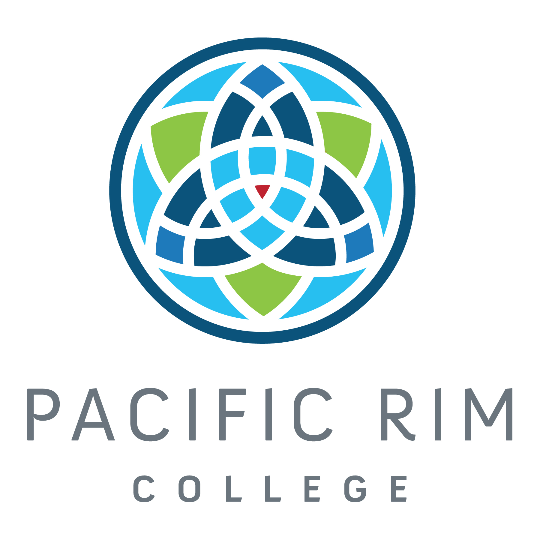 Pacific Rim College logo
