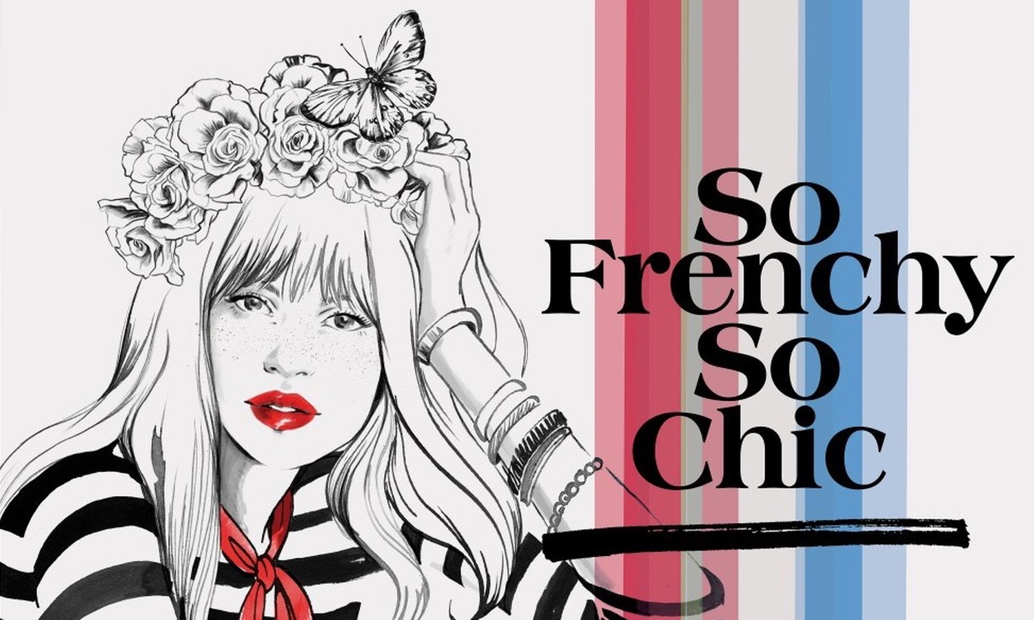 Album So Frenchy So Chic