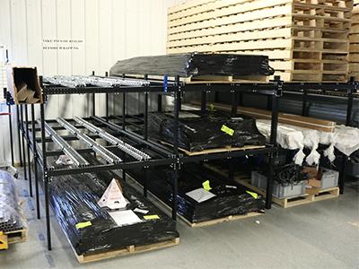 Light Duty Pallet Storage