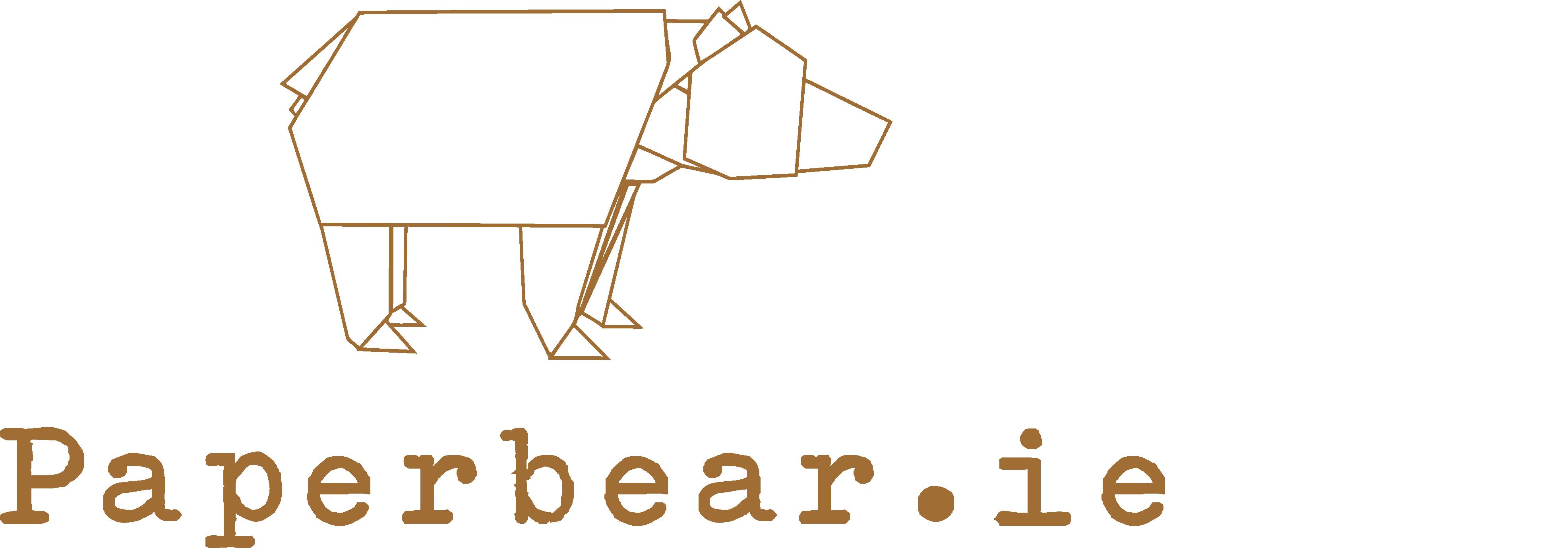 Paperbear logo