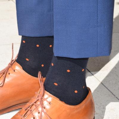 American-Made Men's Dress Socks