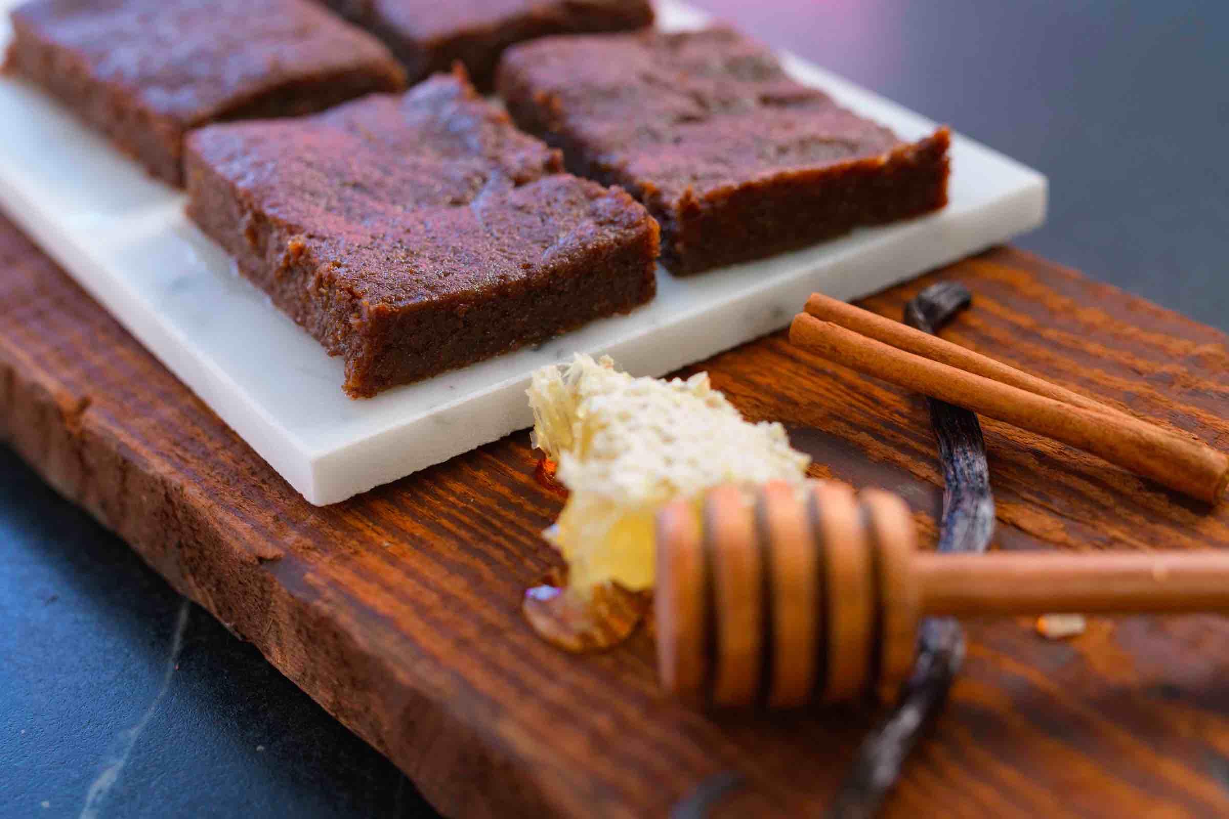 Batchez Peanut Butter Chew and Honey
