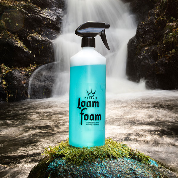 Peaty's Loam Foam bike cleaner