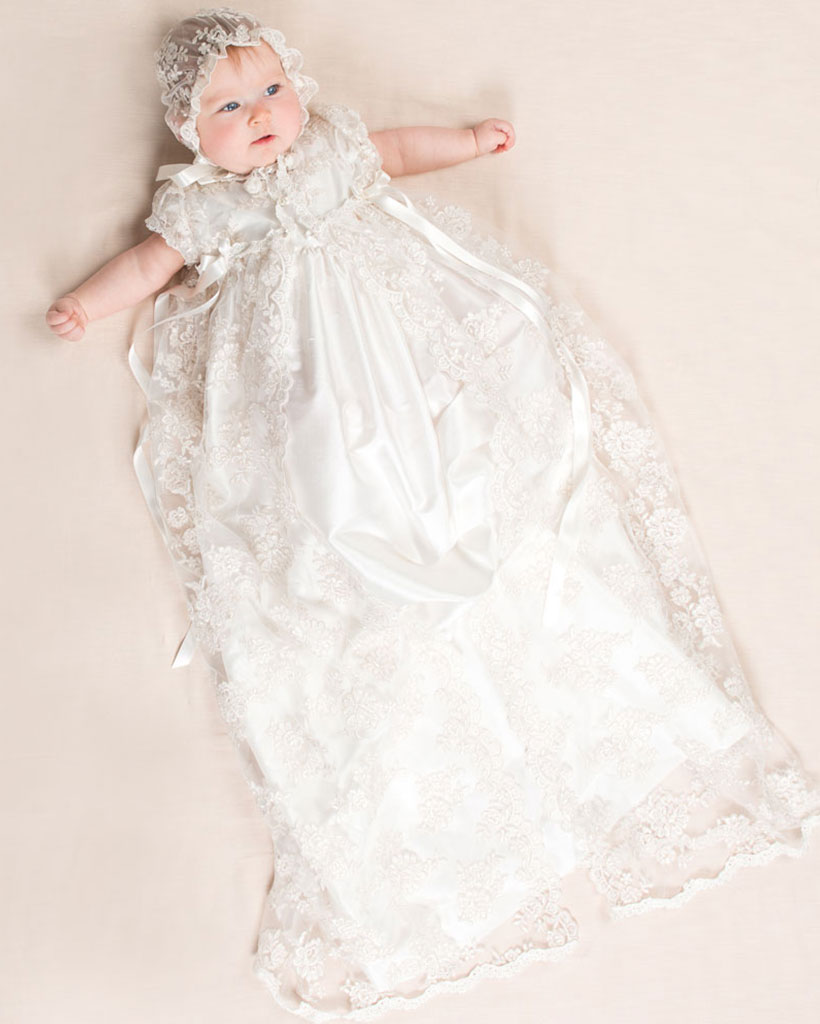 Penelope Heirloom Christening Collection