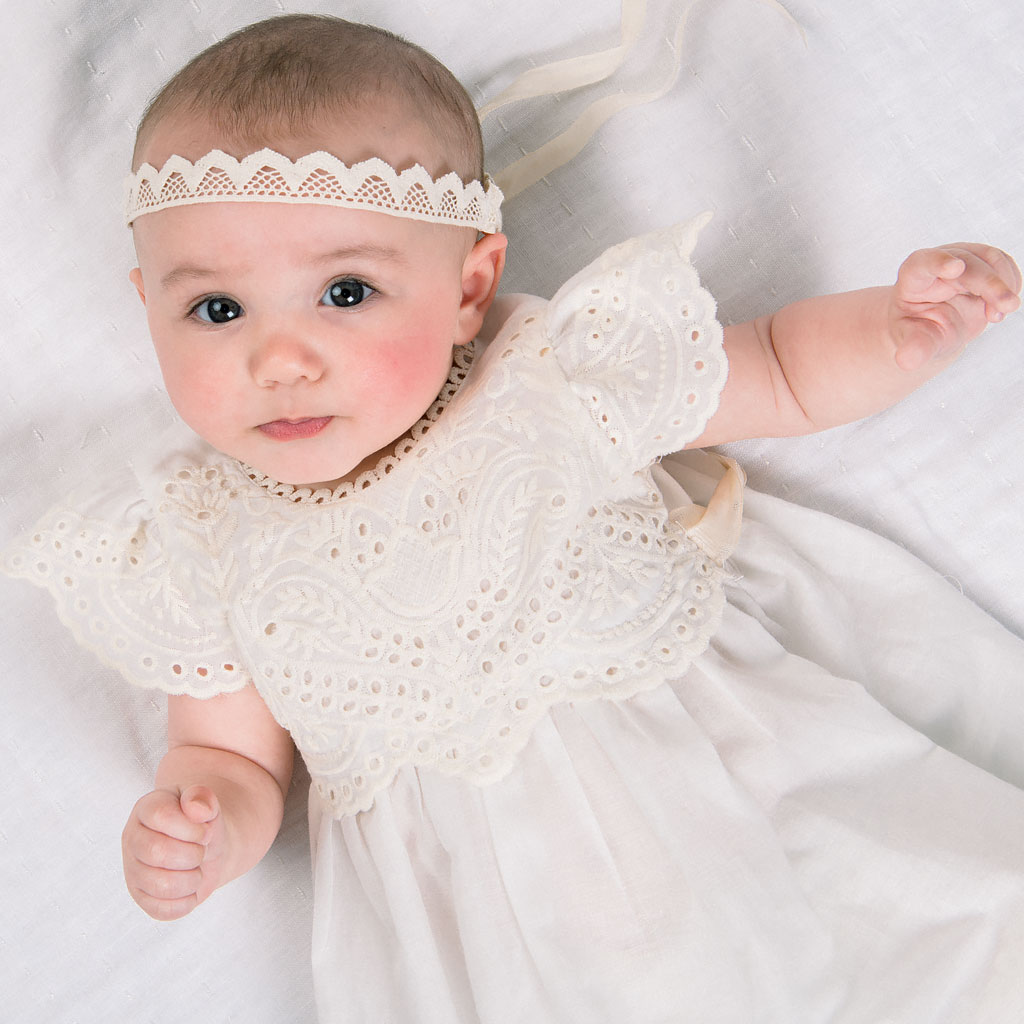 Ingrid Girls Christening Dress Collection