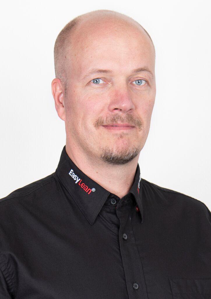 Lean-spesialisti Petri Tokola IT-Line