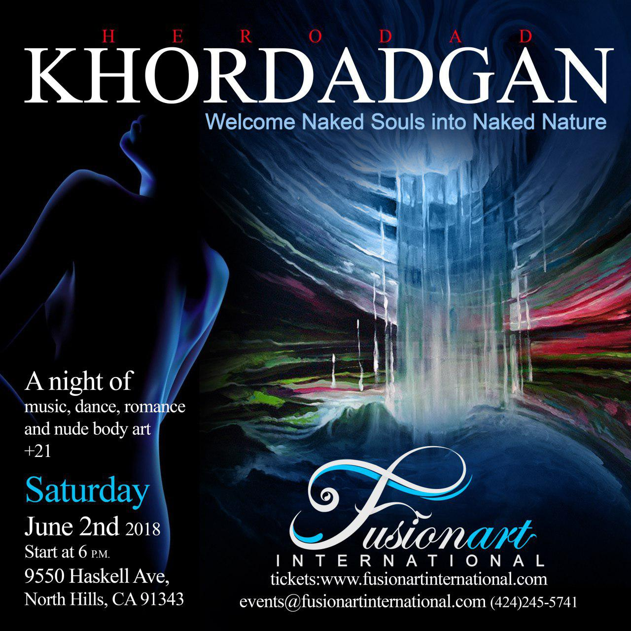 khordadgan jashne mehregan welcome naked souls into naked nature