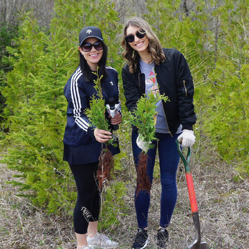 Plant A Tree Day Ontario