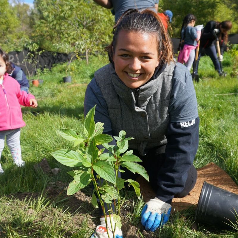 Plant A Tree Day Miami