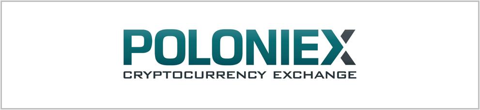 Poloniex Cryptocurrency API bitcoin ethereum order books