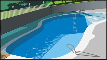 Rubberizeit Liquid Rubber For Swimming Pools