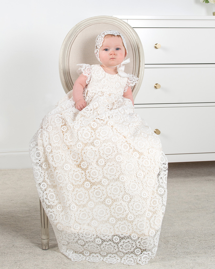 Poppy Heirloom Christening Collection