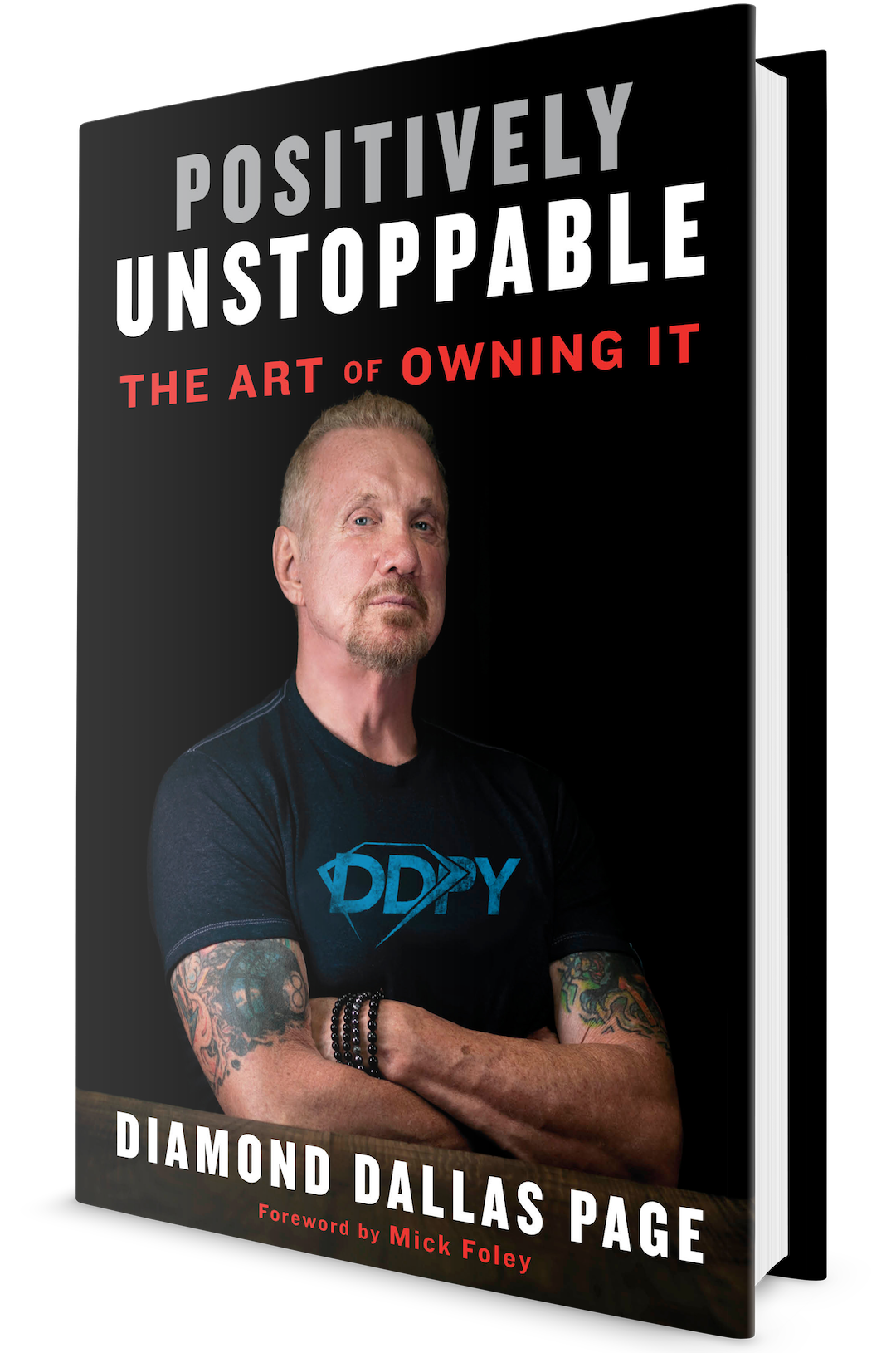 Order Positively Unstoppable The Art Of Owning It Ddp Yoga