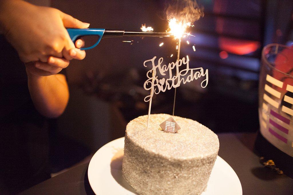 Powder Room Birthday Party